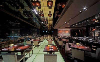 宁德中式茶餐厅装修设计案例