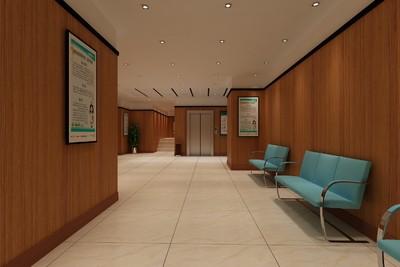 新乡光明医院装修设计案例