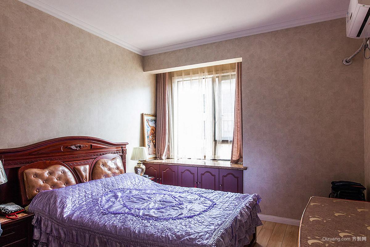 月罗路兰湖美城欧式风格装修效果图实景图