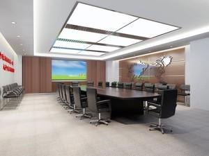 杭州顾家家居城市中心客厅办公楼