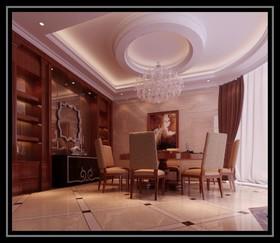 珠江别墅装修设计案例