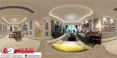 郑州旧房改造装修设计案例