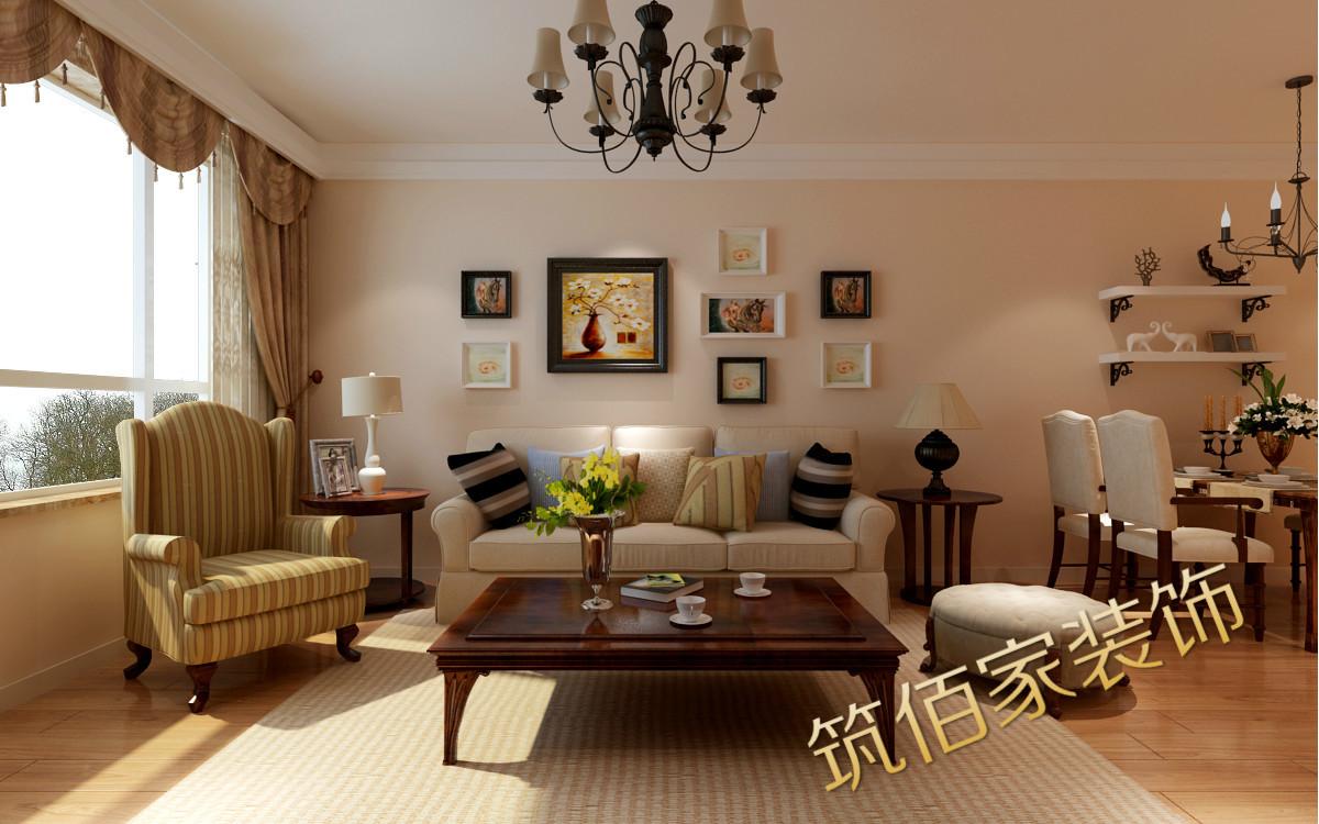 中海国际广场二期现代简约装修效果图实景图