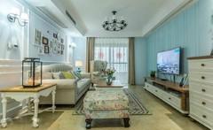 美式风格-湖滨新寓