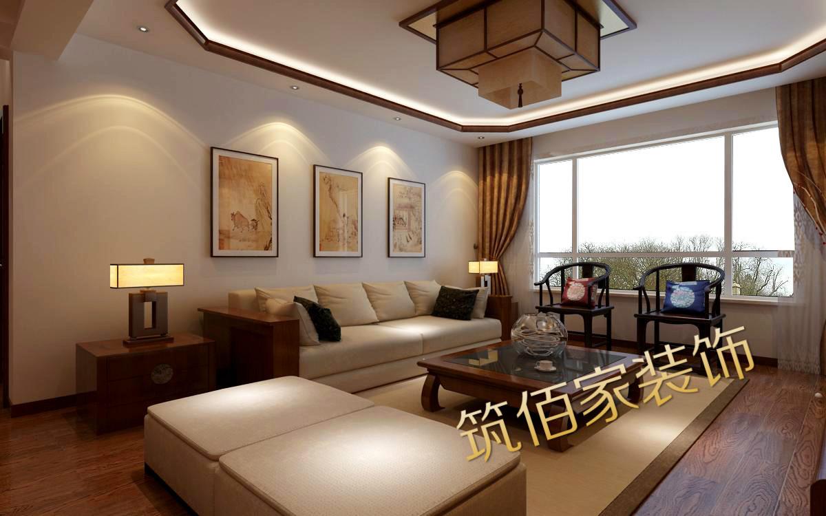 和达璟城现代简约装修效果图实景图