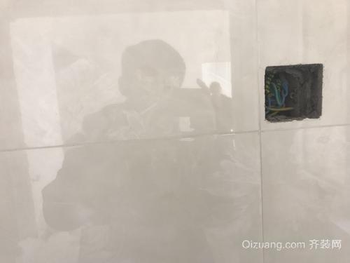 中交樾公馆混搭风格装修效果图实景图