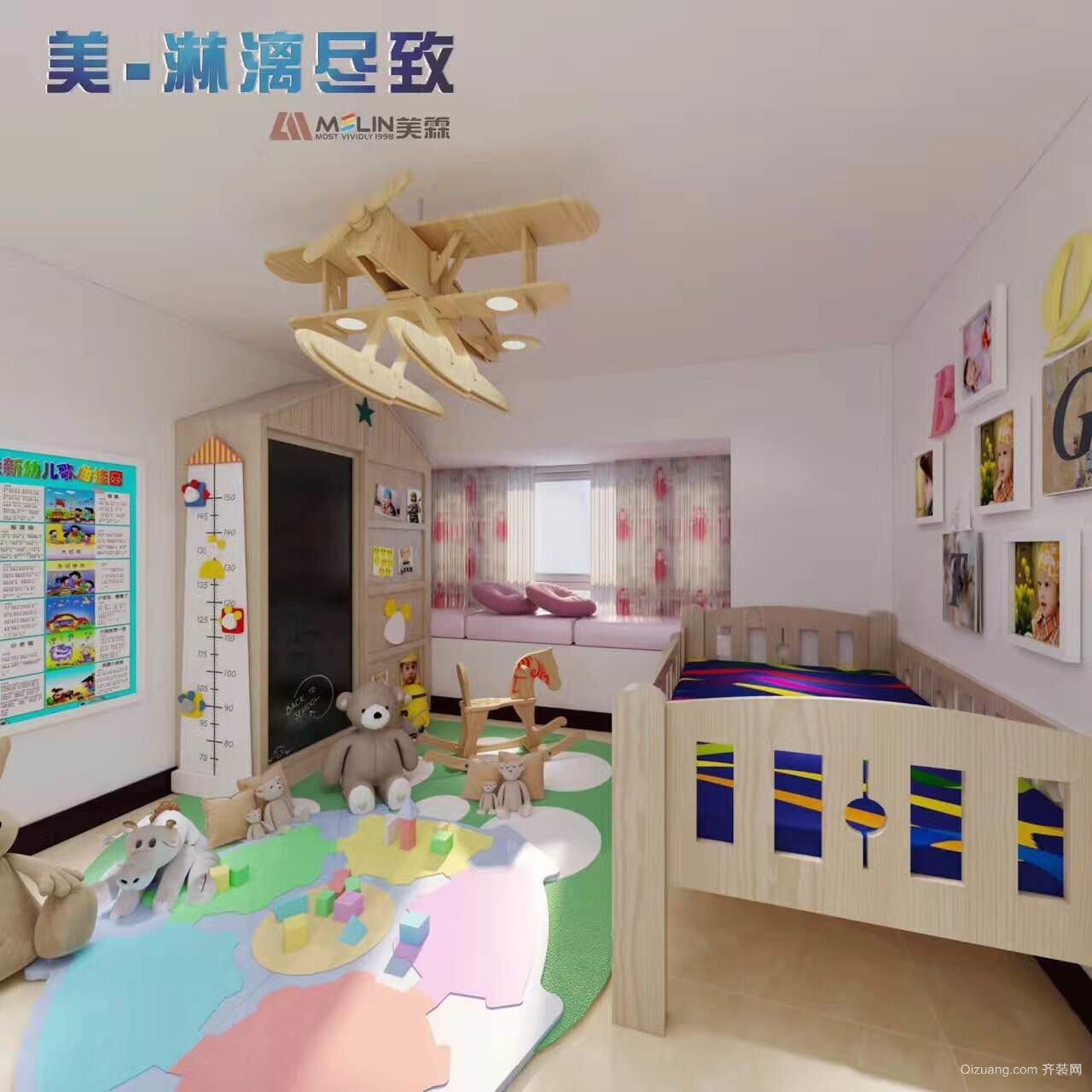 恒大银湖城现代简约装修效果图实景图