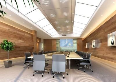 无锡办公楼装修设计案例