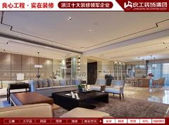 中式风格-[良工装饰效果图]千岛湖一号