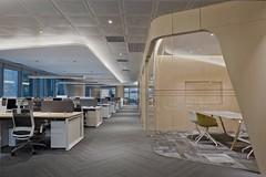 现代简约-绿地中心办公楼