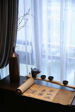 中式风格-尼盛滨江城
