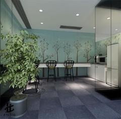 绿地中心办公室