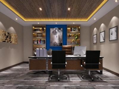 合肥办公室装修装修设计案例