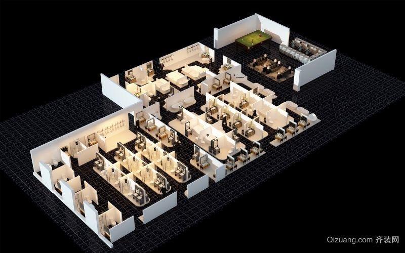 洛滋建材市场洁具卫浴展厅其他装修效果图实景图