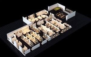 洛滋建材市场洁具卫浴展厅