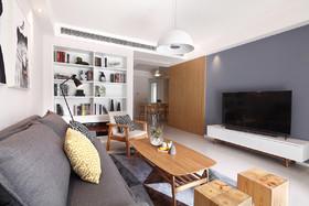 方直东岸135㎡北欧风格整家装修