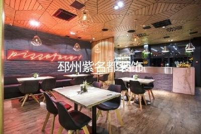 邳州餐厅装修设计案例