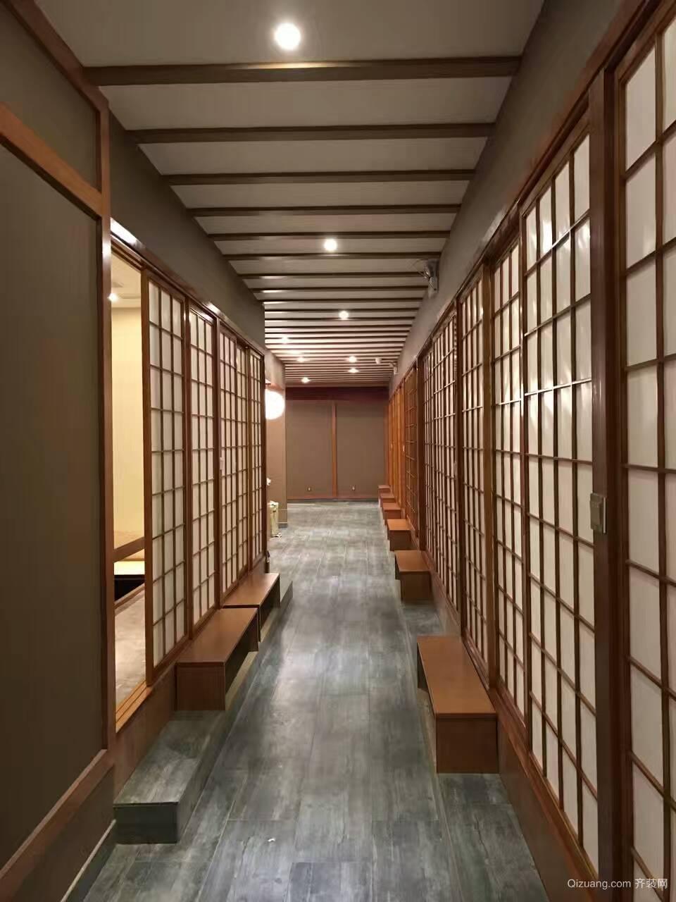 日本料理其他装修效果图实景图