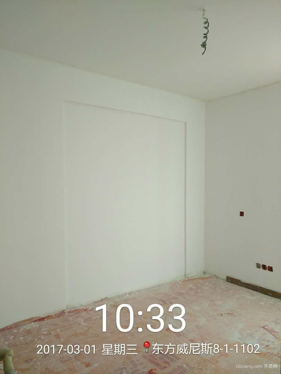 东方威尼斯现代简约装修效果图实景图