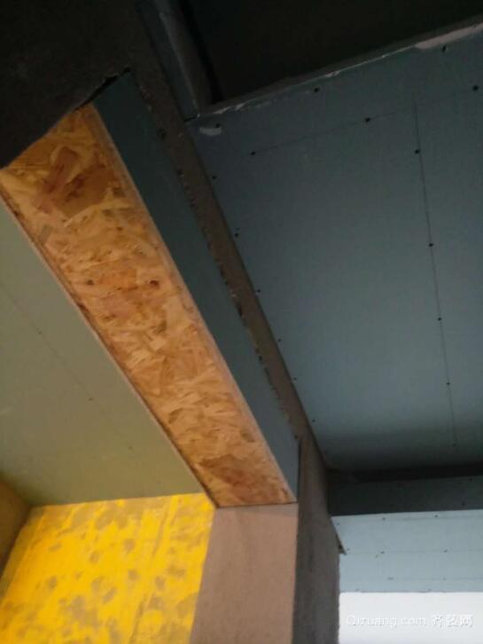 国宾中心泥瓦工程施工现代简约装修效果图实景图