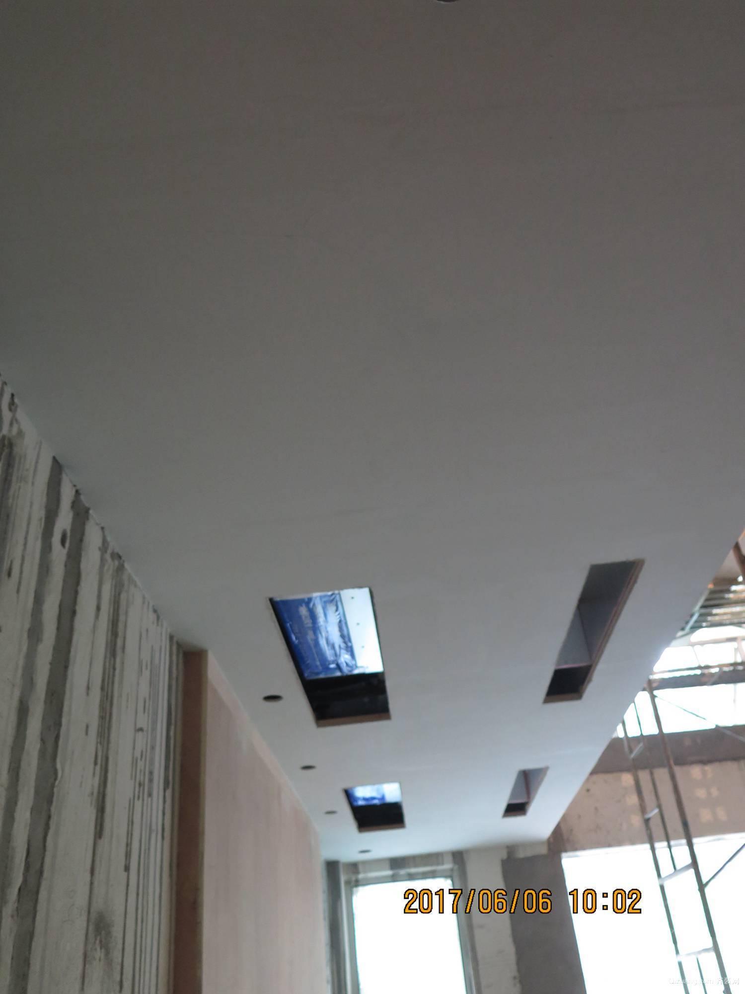 中南锦园7-103现代简约装修效果图实景图