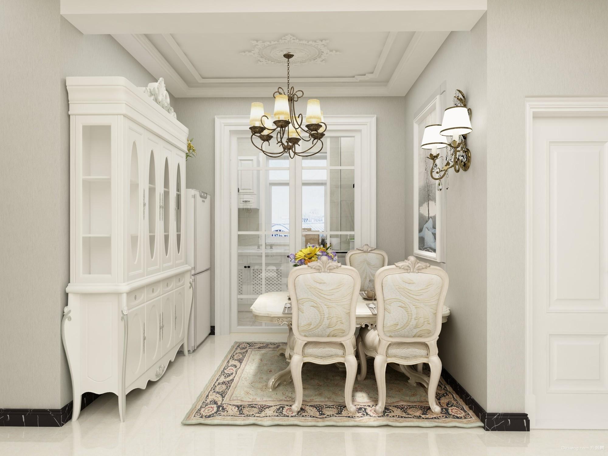 116平米简约户型现代普通家装装修图片设计-邢集艾室内设计设计的办公室图片