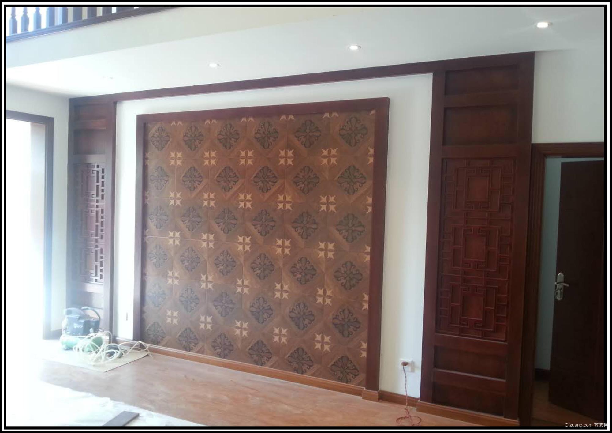 众和东苑中式风格装修效果图实景图
