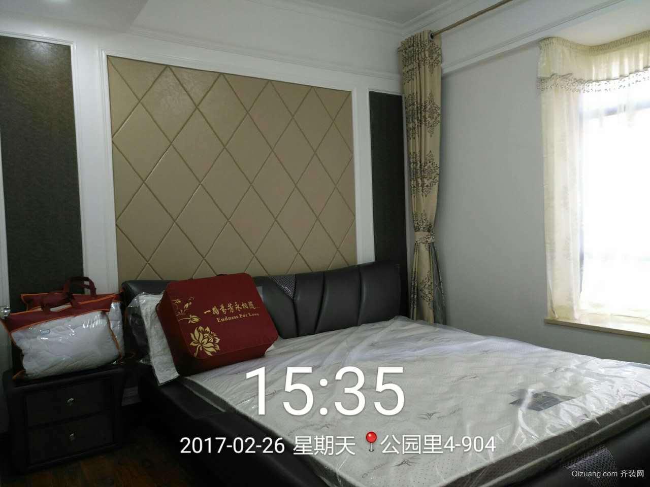 惠州公园里现代简约装修效果图实景图