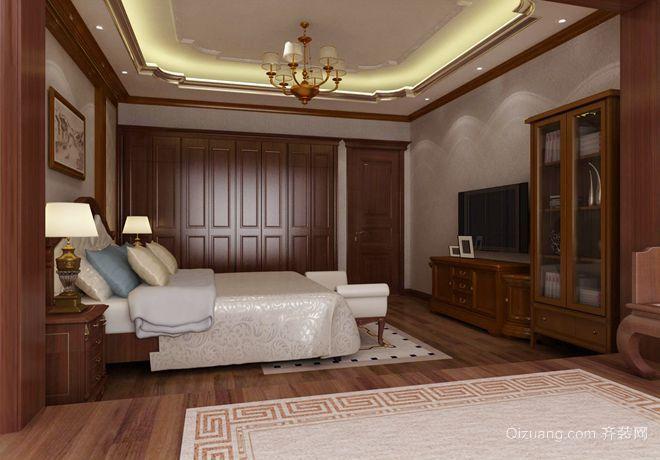 伯爵公馆别墅欧式风格装修效果图实景图