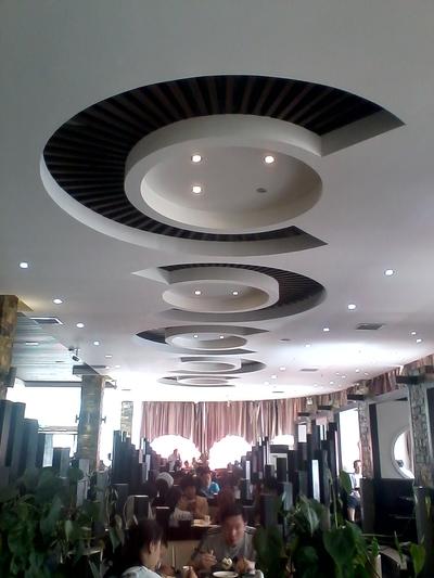 冠县餐馆装修装修设计案例