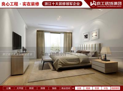 杭州[良工装饰效果图]自建房装修设计案例