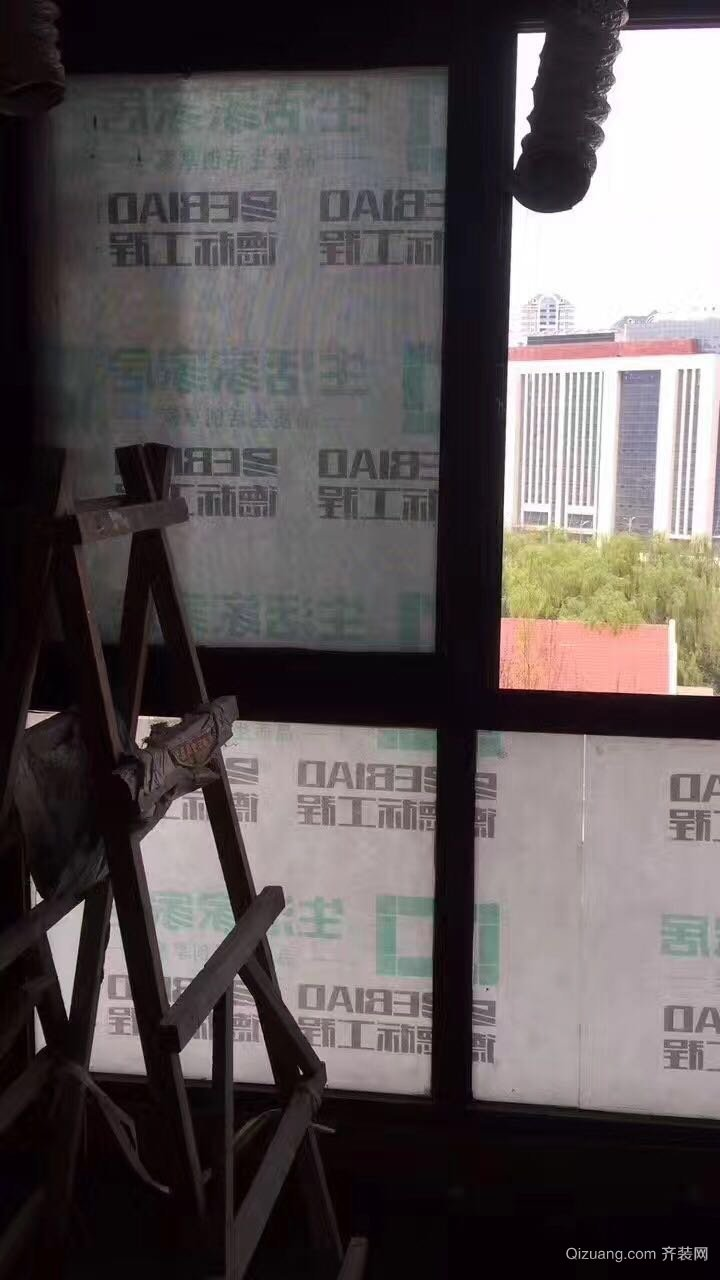 曲江·华著中城美式风格装修效果图实景图