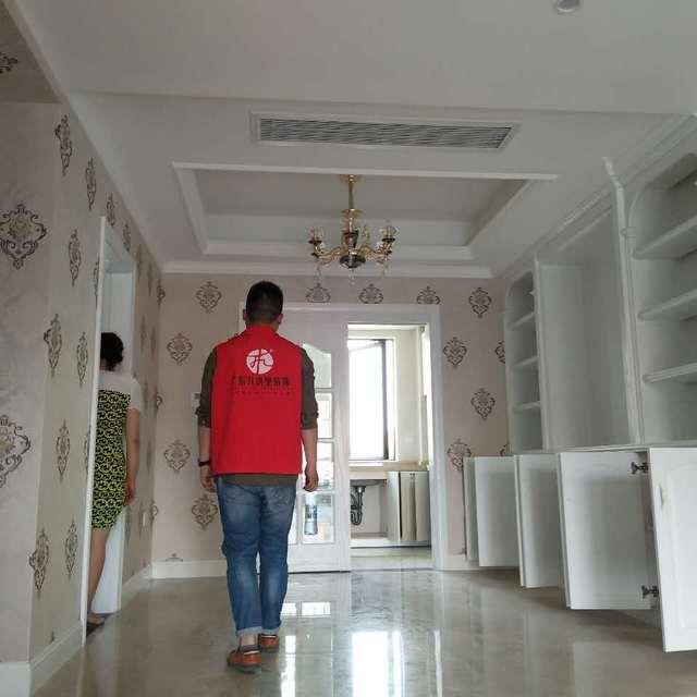 九悦庭130㎡普通户型欧式风格装修案例