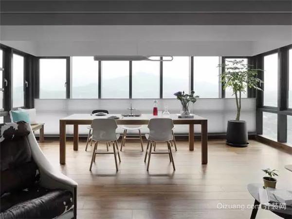 清水江南-路劲澜山澜现代简约装修效果图实景图