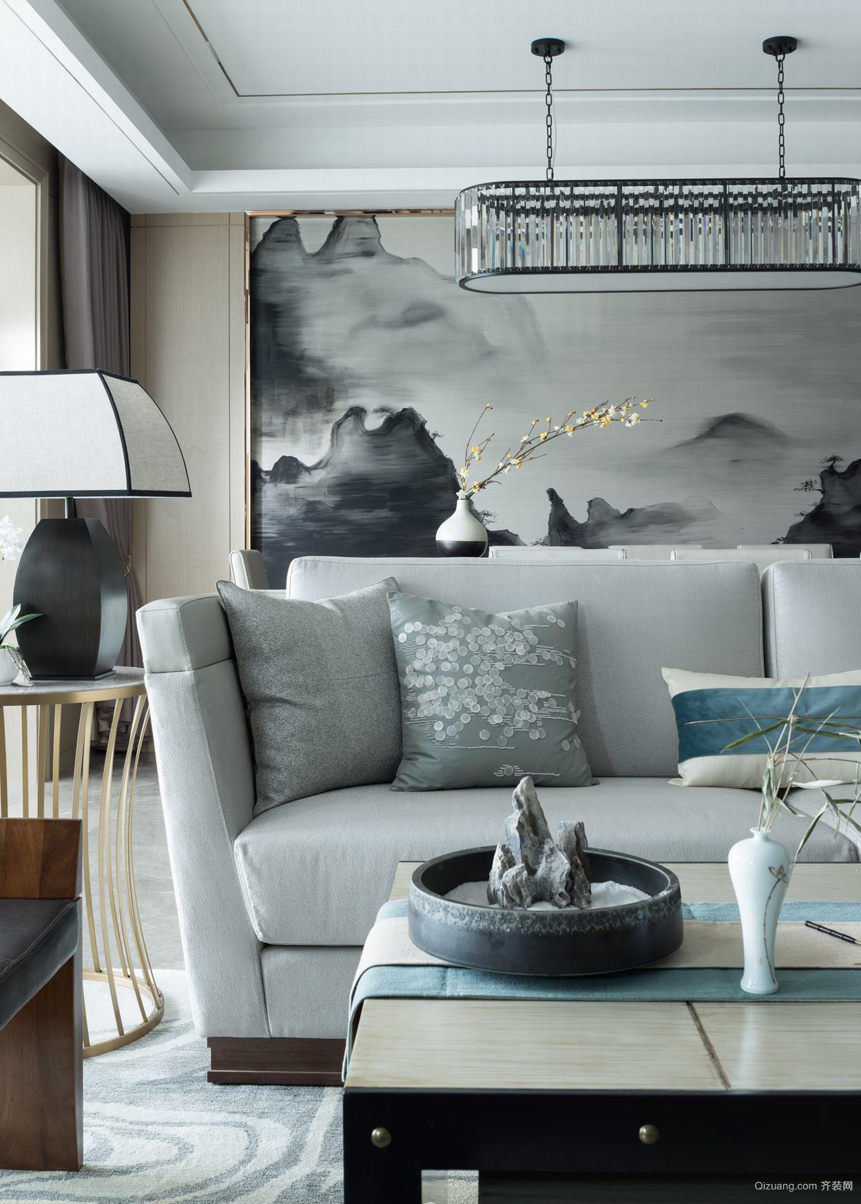 澳大利亚墨尔本STK公寓现代简约装修效果图实景图