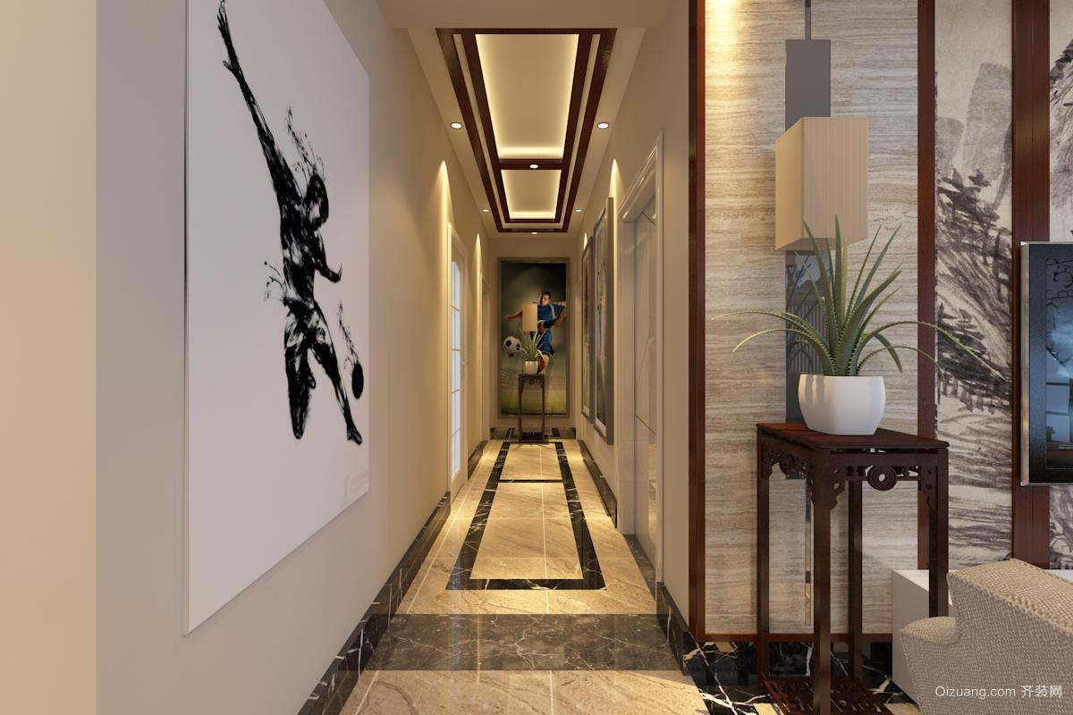 清水江南-石湖之韵中式风格装修效果图实景图