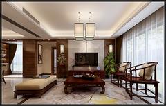 中式风格-贝迪豪庭