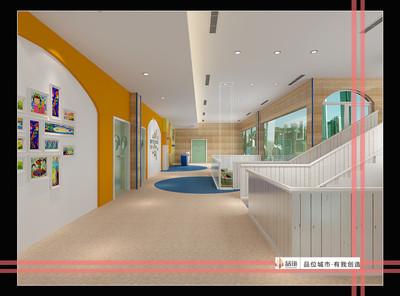张家港幼儿园装修设计案例