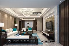 中式风格-金谈固家园