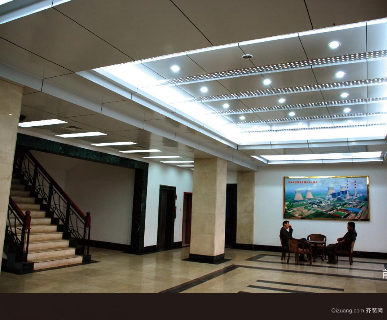 潍坊泰恒大厦其他装修效果图实景图