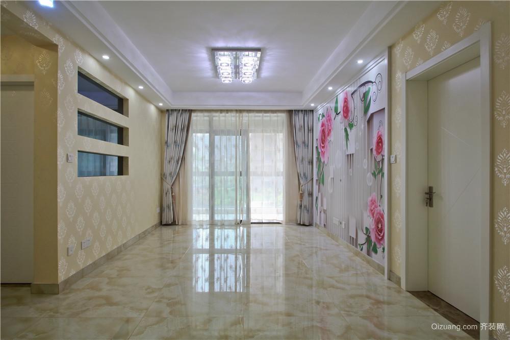 义乌市政府附近混搭风格装修效果图实景图