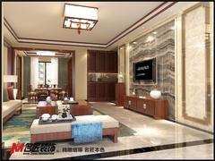 中式风格-凯茵新城