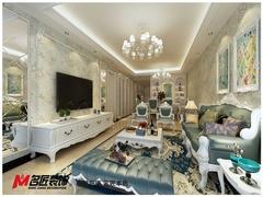 欧式风格-中海锦城