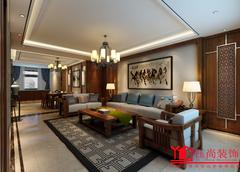 中式风格-名辉豪庭