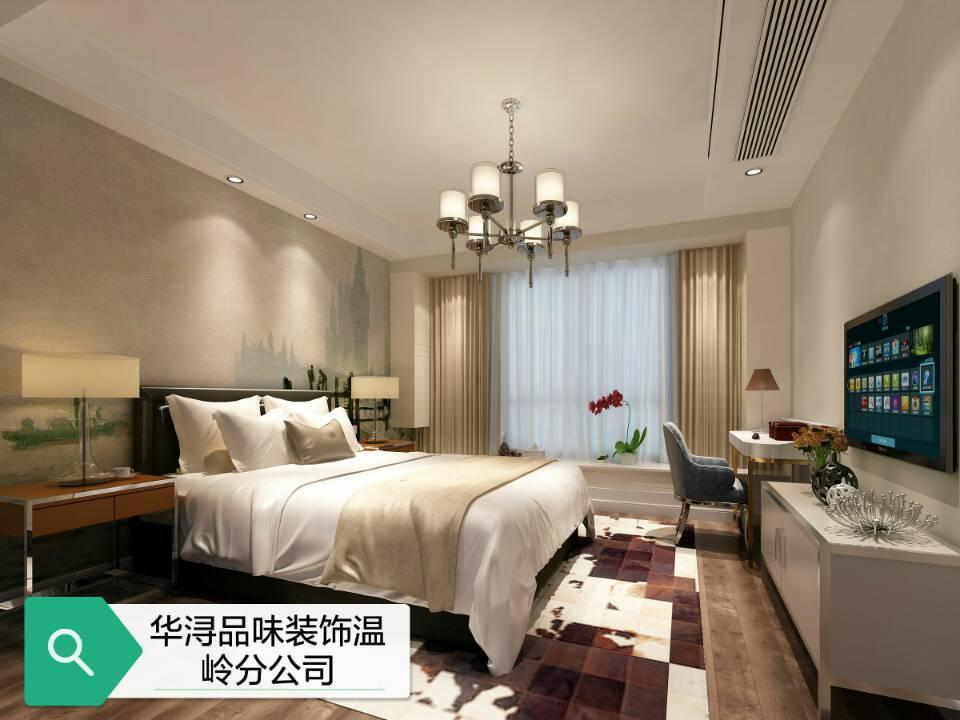 江南锦园现代简约装修效果图