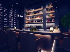 九曲花街noma酒吧