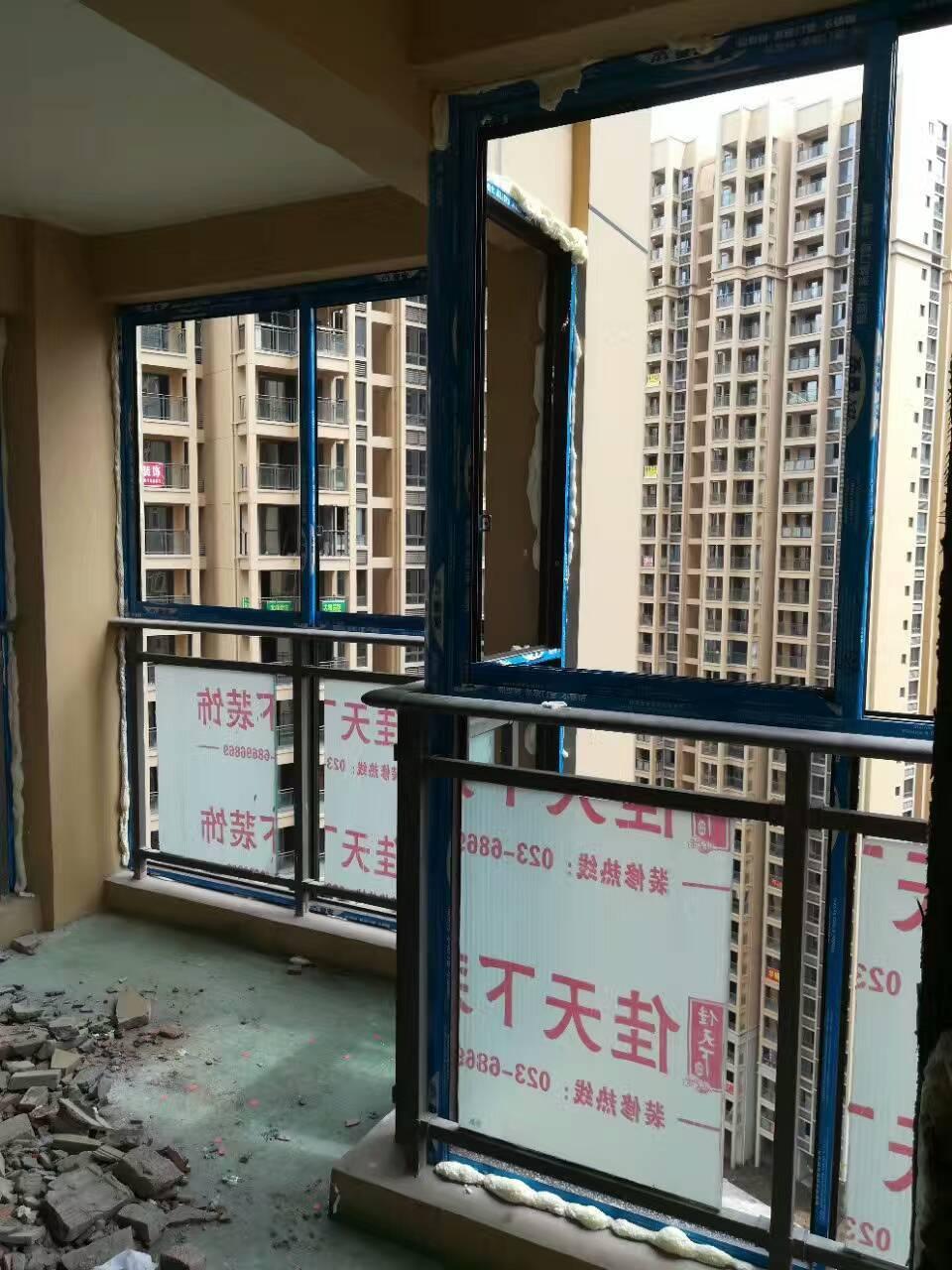 长安锦尚城现代简约装修效果图实景图