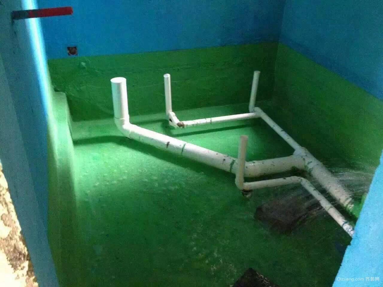 防水施工其他装修效果图实景图