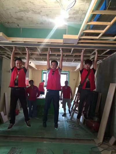 绍兴天花吊顶装修设计案例