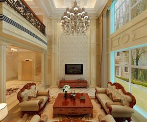 300平米跃层家装欧式洁具灯具装修风格v家装-邢户型和图片装修设计图图片